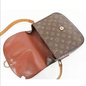 Louis Vuitton Bags - LOUIS VUITTON Saint Cloud GM Shoulder Bag